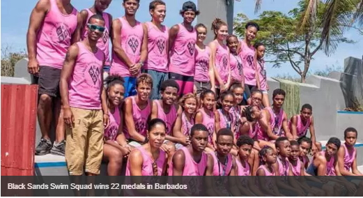 Black Sands Swim Squad