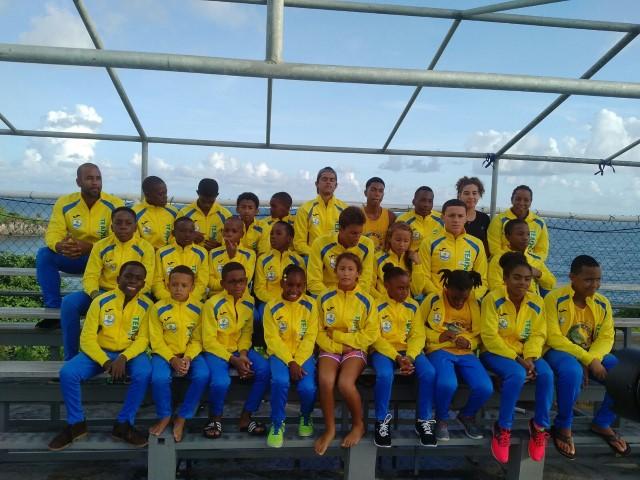 St. Vincent Swim Team