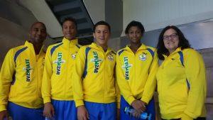 FINA Swim Team
