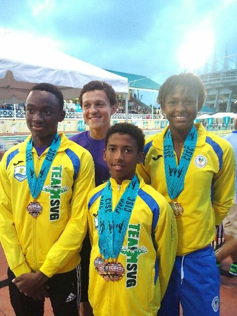 Read more: SVG Gold at the Caribbean Islands Swimming Championships (CISC)