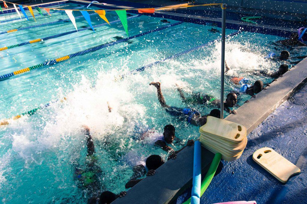 Liberty Lodge Swimming - Participants 1